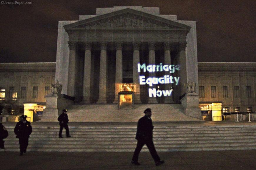 Supreme Court Leans Towards Repealing Defense Against Marriage Act
