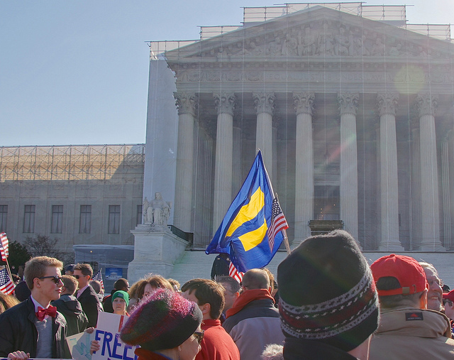 Supreme Court Declines Same Sex Ban appeals