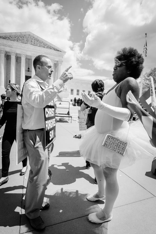 Same-sex marriage legalized nationwide
