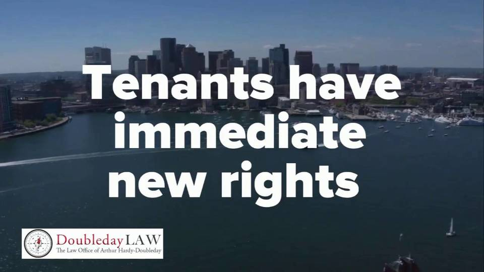 Massachusetts Housing Court Expansion Gives Two Million Tenants New Right
